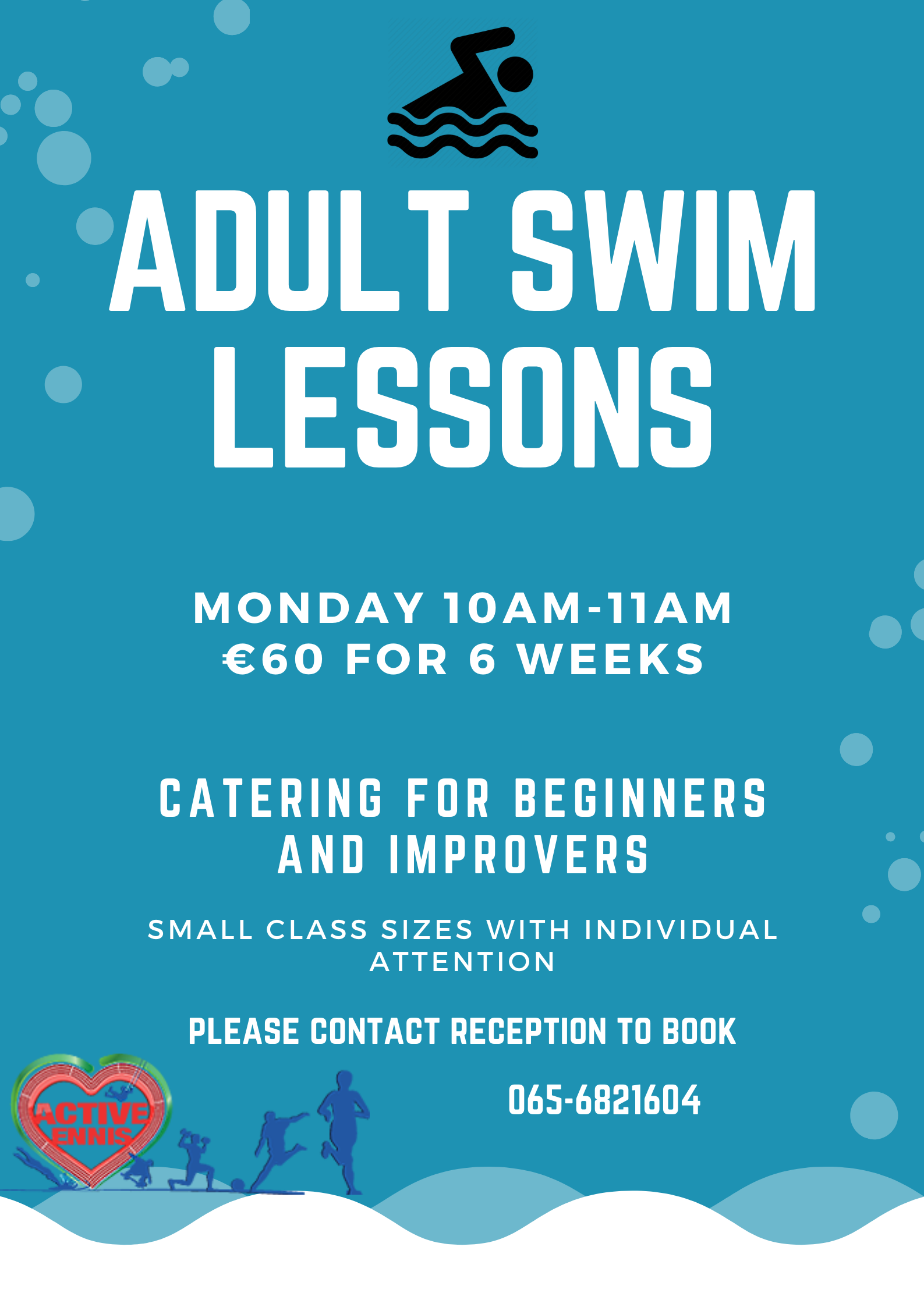 Adult Swim Lessons