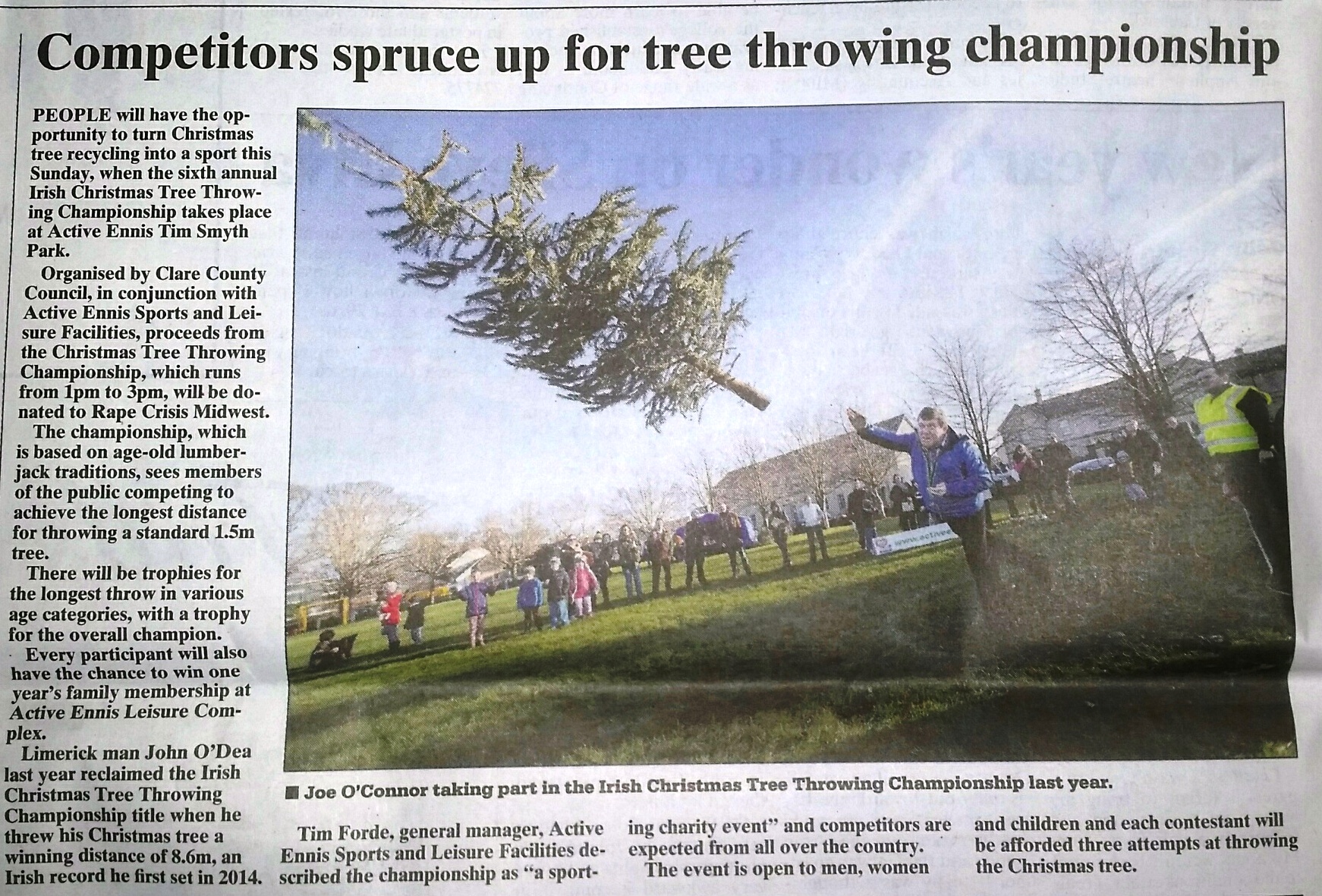 tree-throwing