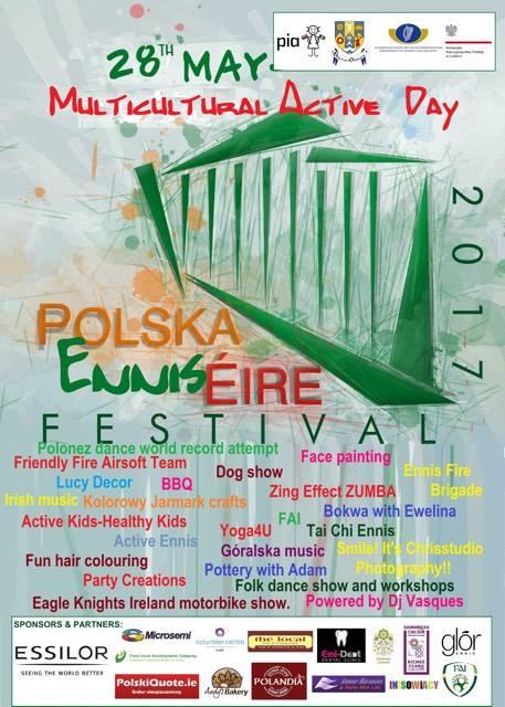 polska eire festival poster _n